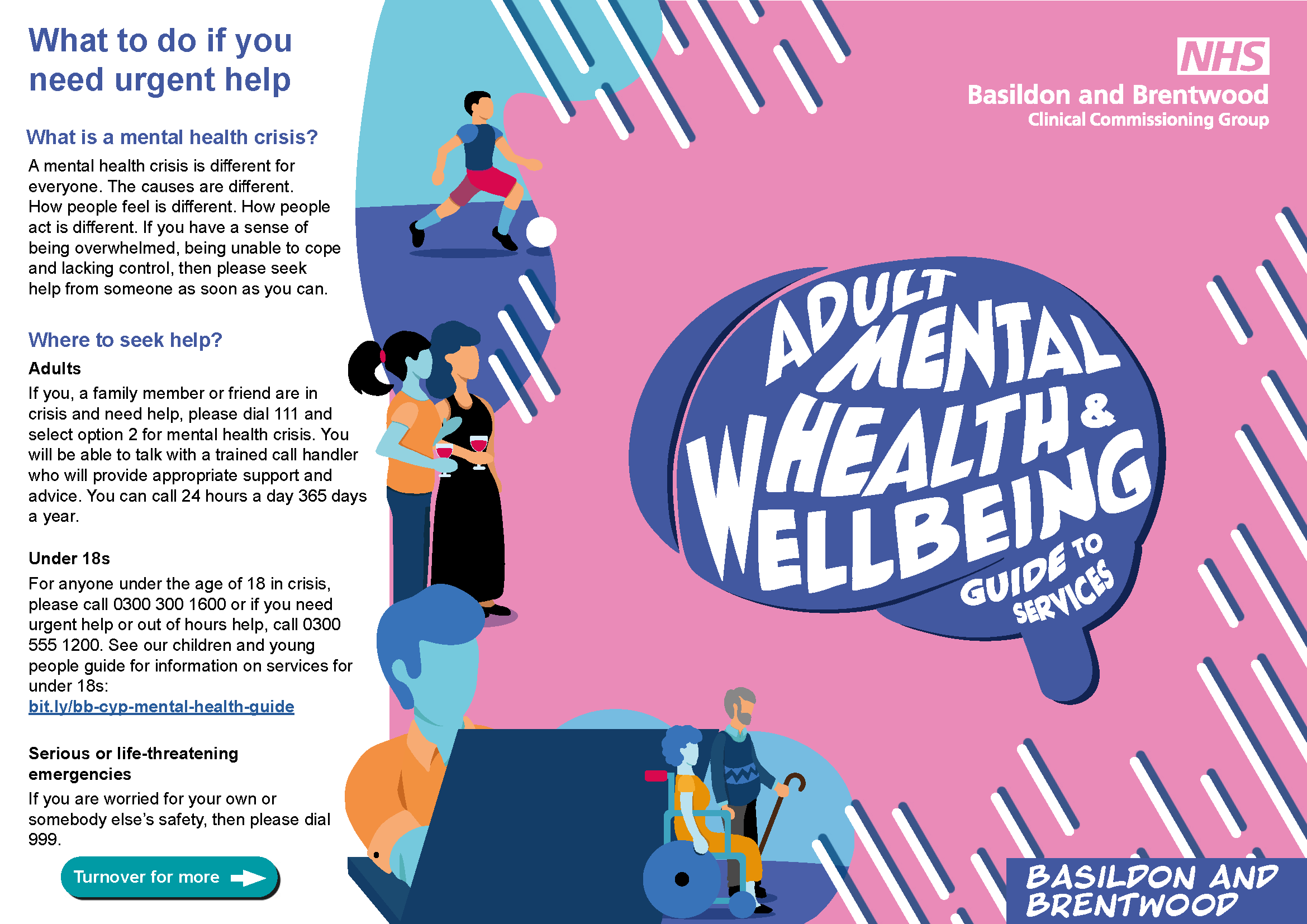 Adult Public mental health poster BB 003 Page 1