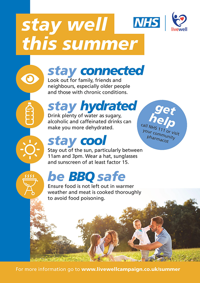 Stay well this summer poster without crops page 001