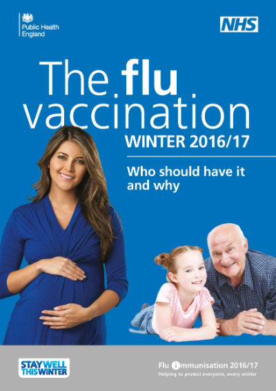 The Flu Vaccination who should have it and why page 001 400